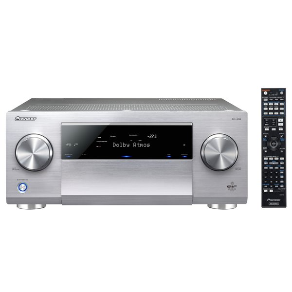 Pioneer SC-LX89, Silver