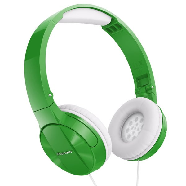 Pioneer SE-MJ503, Pure Sound, Green