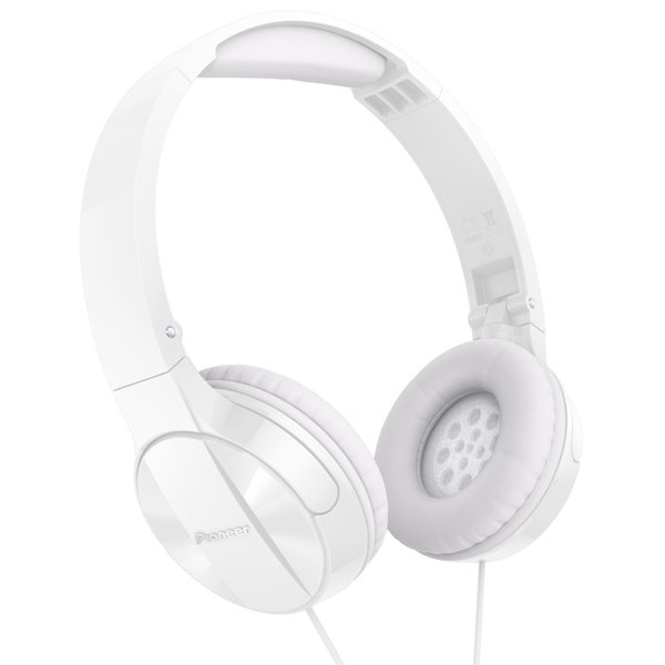 Pioneer SE-MJ503, Pure Sound, White