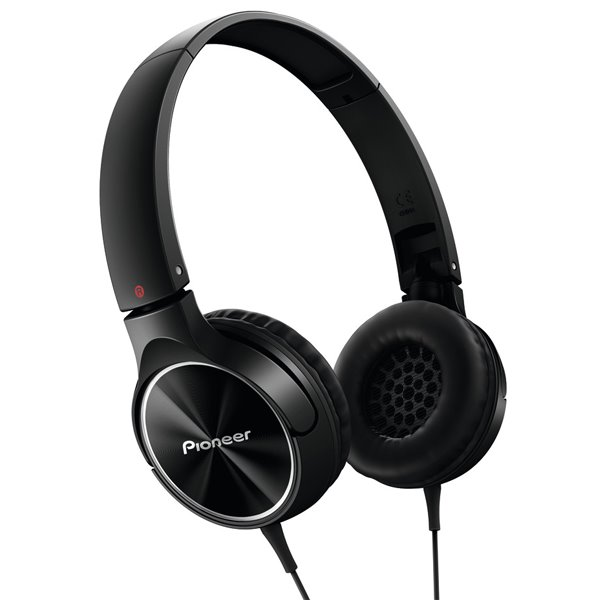 Pioneer SE-MJ522, Pure Sound, Black