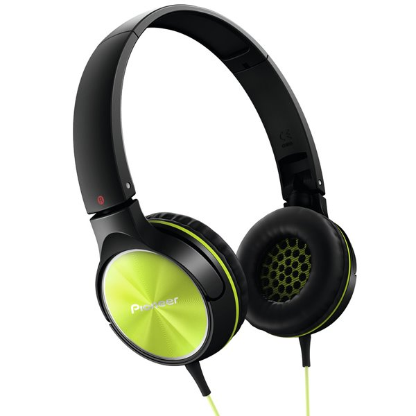 Pioneer SE-MJ522, Pure Sound, Lime