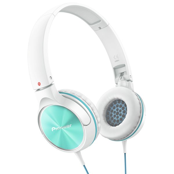 Pioneer SE-MJ522, Pure Sound, Turquoise