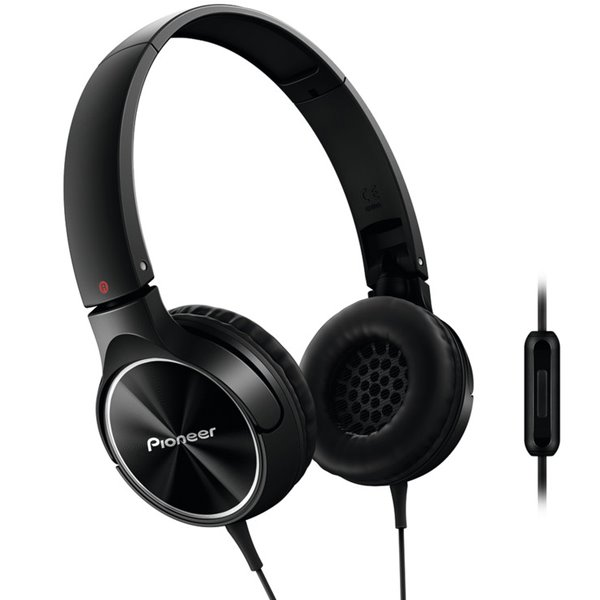 Pioneer SE-MJ522T, Pure Sound, Black