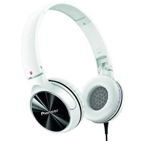 Pioneer SE-MJ532, Pure Sound, White