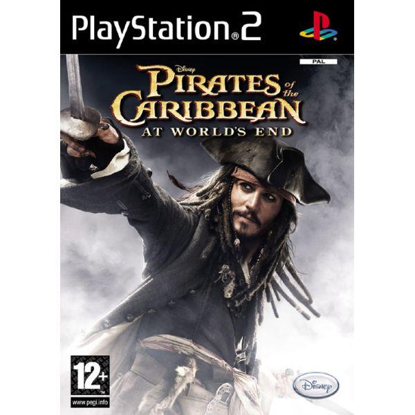 Pirates of the Caribbean: At World's End [PS2] - BAZÁR (použitý tovar)