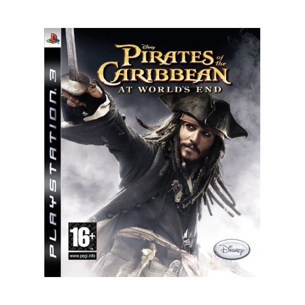Pirates of the Caribbean: At World's End [PS3] - BAZÁR (použitý tovar)