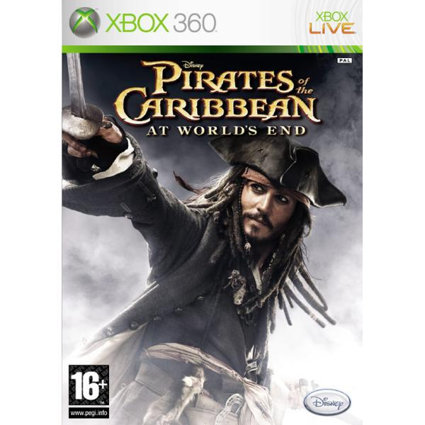 Pirates of the Caribbean: At World's End XBOX 360