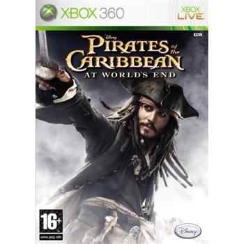 Pirates of the Caribbean: At World's End [XBOX 360] - BAZÁR (použitý tovar)