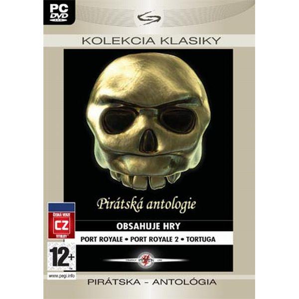 Pirátska Antológia CZ (Kolekcia Klasiky)