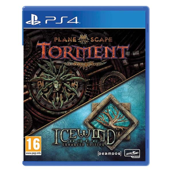 Planescape: Torment (Enhanced Edition) + Icewind Dale (Enhanced Edition)