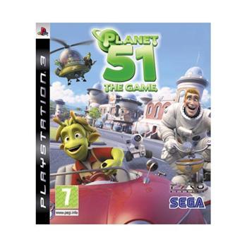 Planet 51: The Game [PS3] - BAZÁR (použitý tovar)