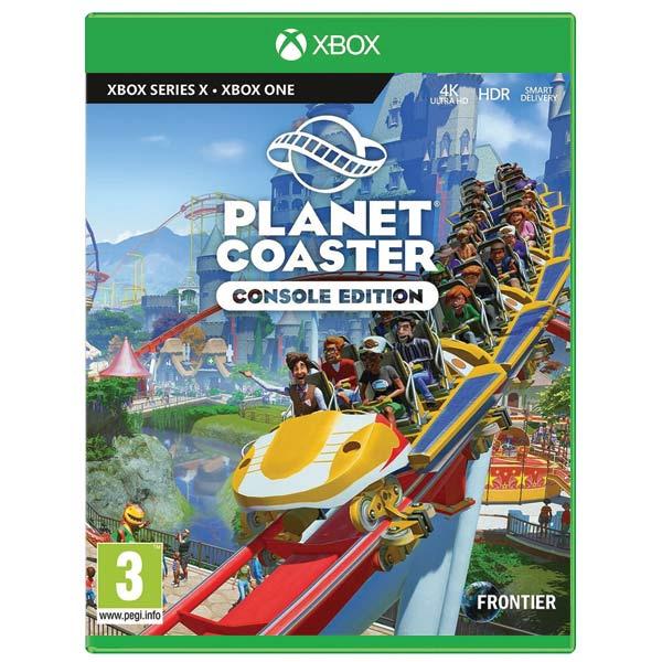 Planet Coaster (Console Edition)