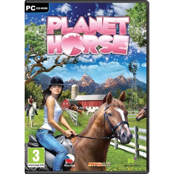 Planet Horse CZ