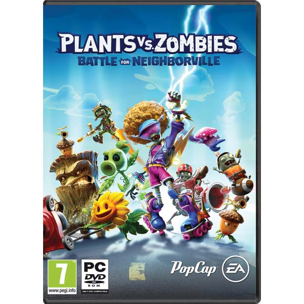 Plants vs. Zombies: Battle for Neighborville PC CD-key