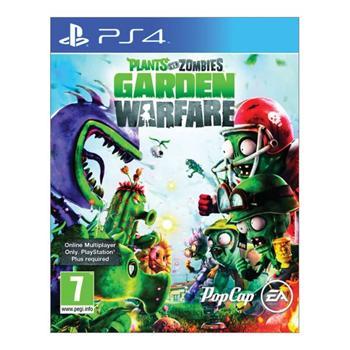 Plants vs. Zombies: Garden Warfare [PS4] - BAZÁR (použitý tovar)