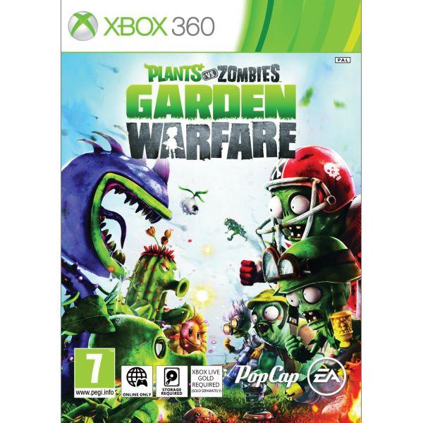 Plants vs. Zombies: Garden Warfare [XBOX 360] - BAZÁR (použitý tovar)