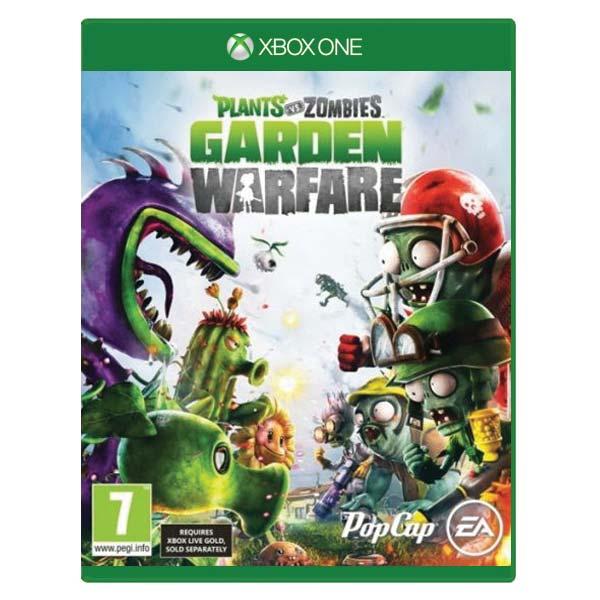 Plants vs. Zombies: Garden Warfare [XBOX ONE] - BAZÁR (použitý tovar)