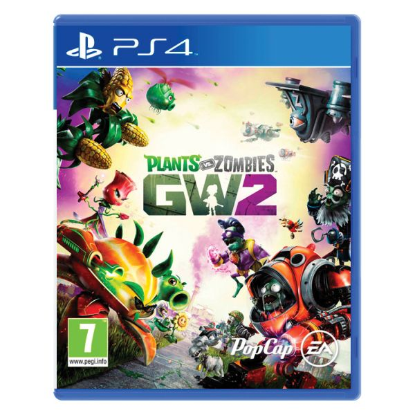 Plants vs. Zombies: GW 2 [PS4] - BAZÁR (použitý tovar)