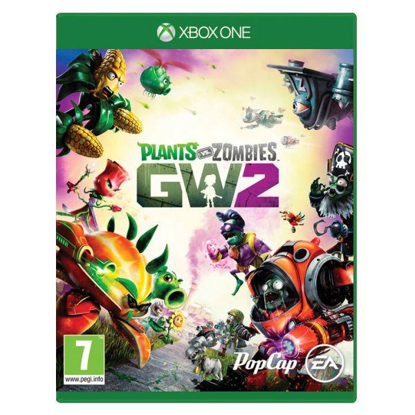 Plants vs. Zombies: GW 2 [XBOX ONE] - BAZÁR (použitý tovar)