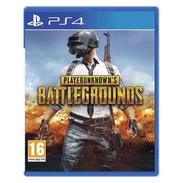 PlayerUnknown's Battlegrounds [PS4] - BAZÁR (použitý tovar)