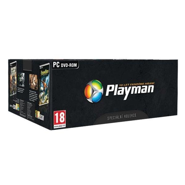 Playman - 10 rokov fandíme hraniu (Špeciálna kolekcia) PC