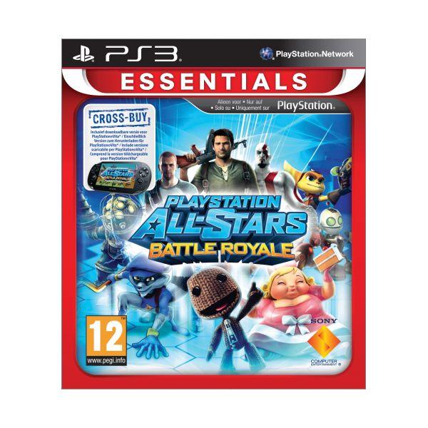 PlayStation All-Stars Battle Royale [PS3] - BAZÁR (použitý tovar)