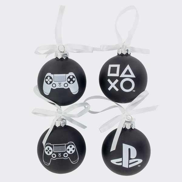 Playstation Christmas Ornaments