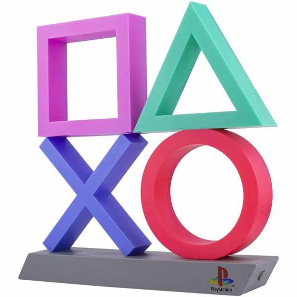 Playstation Icons Light XL USB