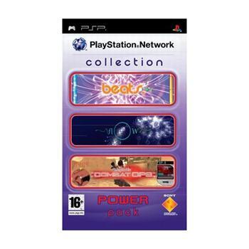 PlayStation Network Collection: Power Pack [PSP] - BAZÁR (použitý tovar)