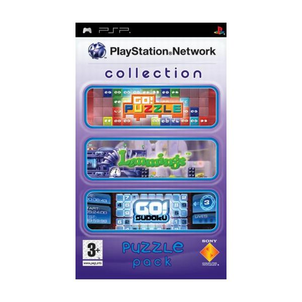 PlayStation Network Collection: Puzzle Pack