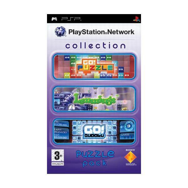 PlayStation Network Collection: Puzzle Pack [PSP] - BAZÁR (použitý tovar)