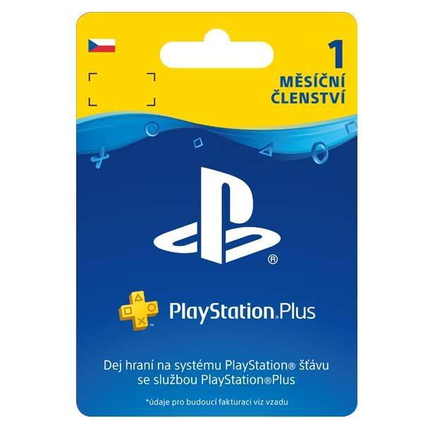 PlayStation Plus predplatné na 30 dní (CZ ESD)