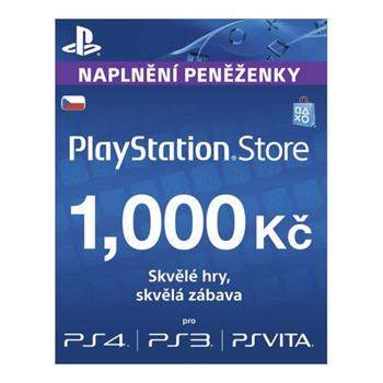 PlayStation Store 1000 K�