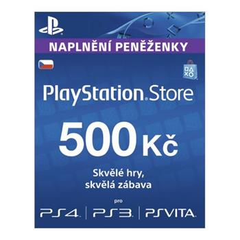 PlayStation Store 500 K�