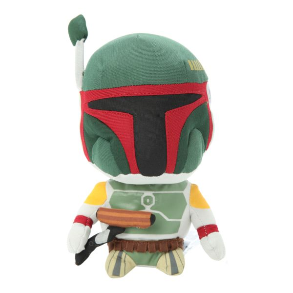 Plush Talking Boba Fett (Star Wars)