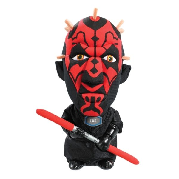 Plush Talking Darth Maul (Star Wars)