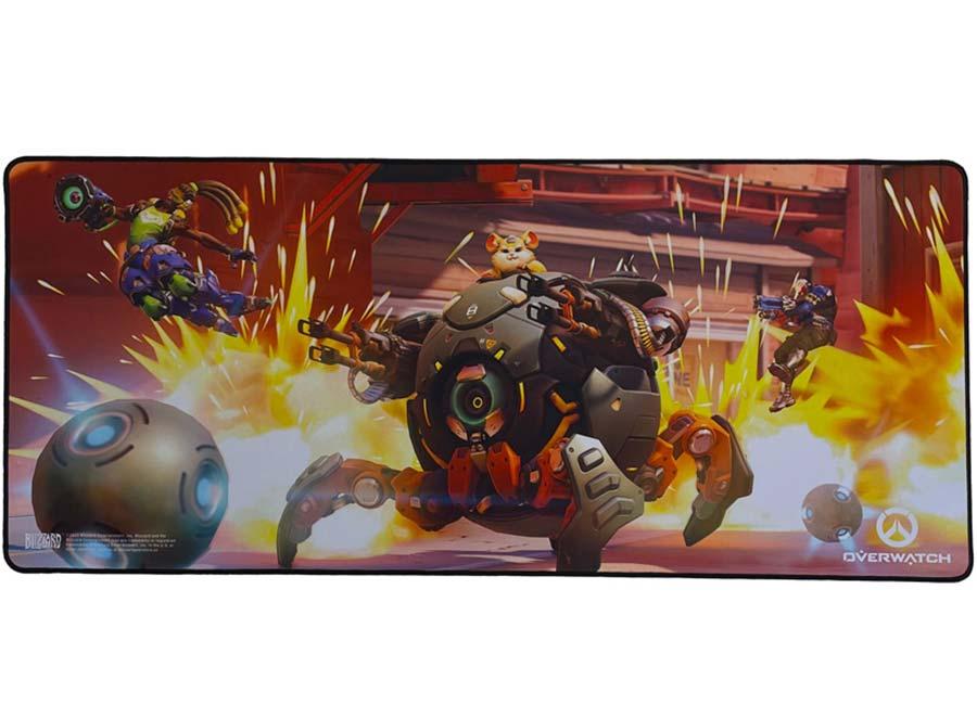 Podložka pod myš Wrecking Ball Desk Mat (Overwatch)