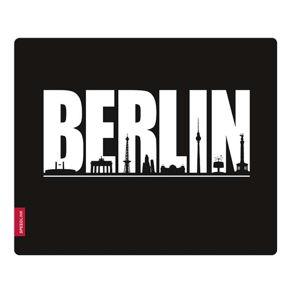 Podložka Speedlink Silk Mousepad, Berlin