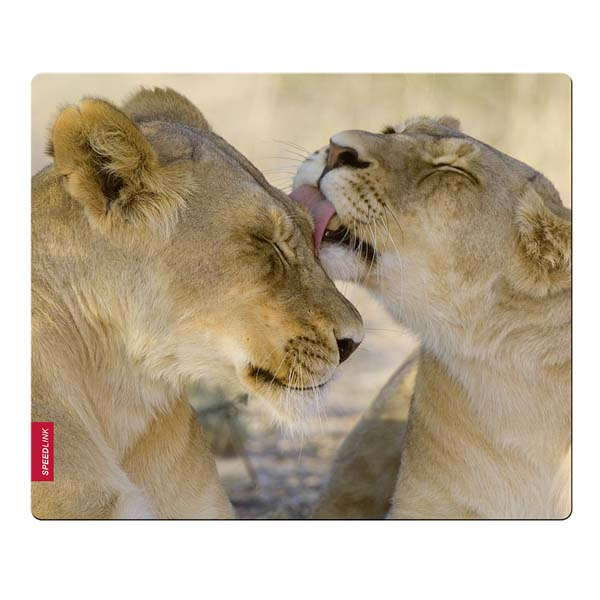 Podložka Speedlink Silk Mousepad, Lion