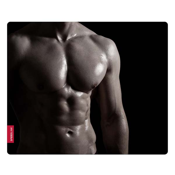 Podložka Speedlink Silk Mousepad, Muscle