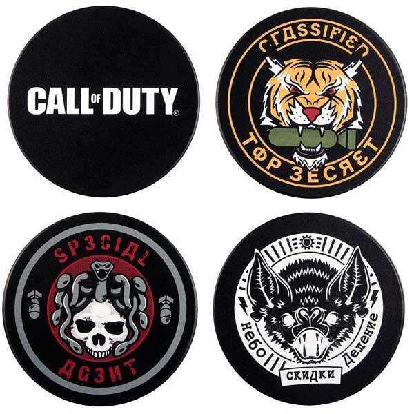 Podložky pod poháre Coaster Set (Call of Duty: Cold War)
