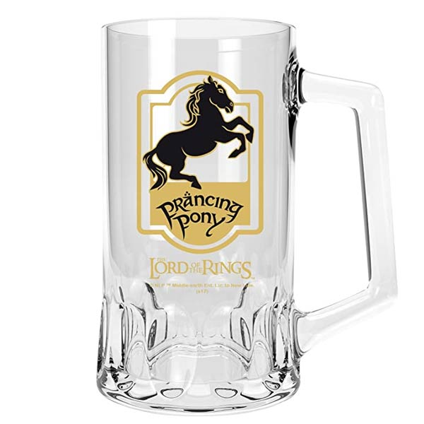 Pohár Prancign Pony (Lord of the Rings) ABYVER024