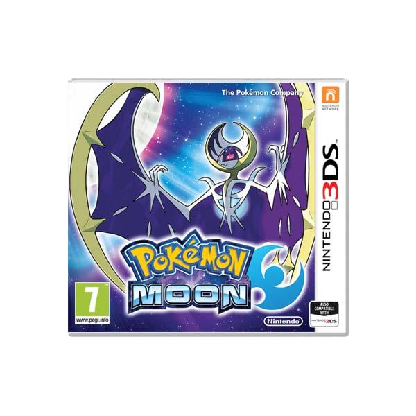 Pokémon Moon [3DS] - BAZÁR (použitý tovar)