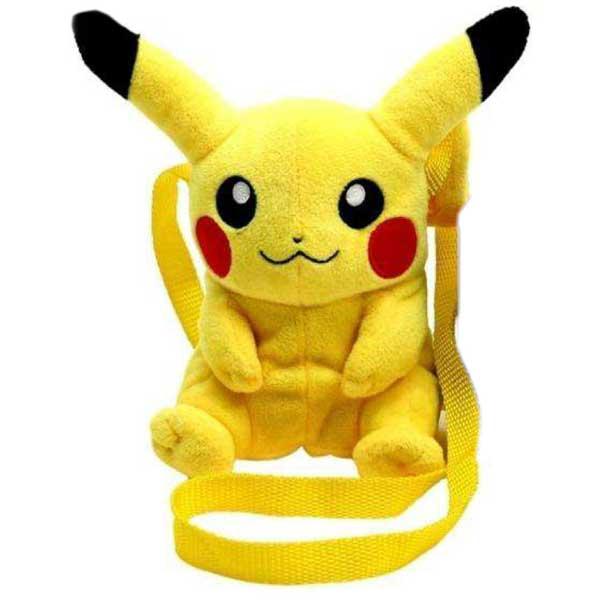 Pokemon Plyšová taška Pikachu