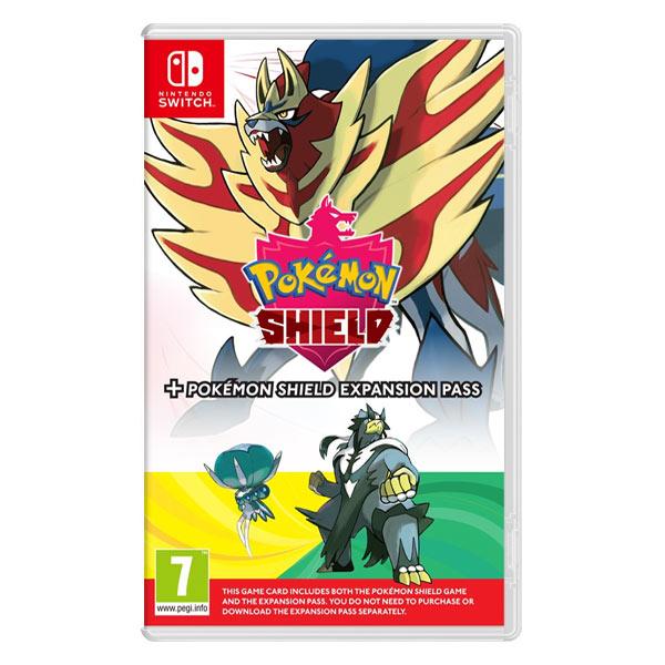 Pokémon: Shield (Expansion Pass Edition)