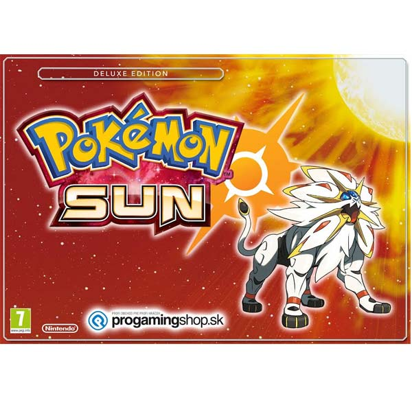 Pokémon Sun (ProGamingShop Deluxe Edition)