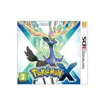 Pokémon X [3DS] - BAZÁR (použitý tovar)