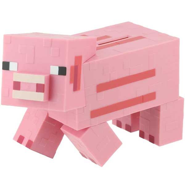 Pokladnička Pig Money Bank (Minecraft)