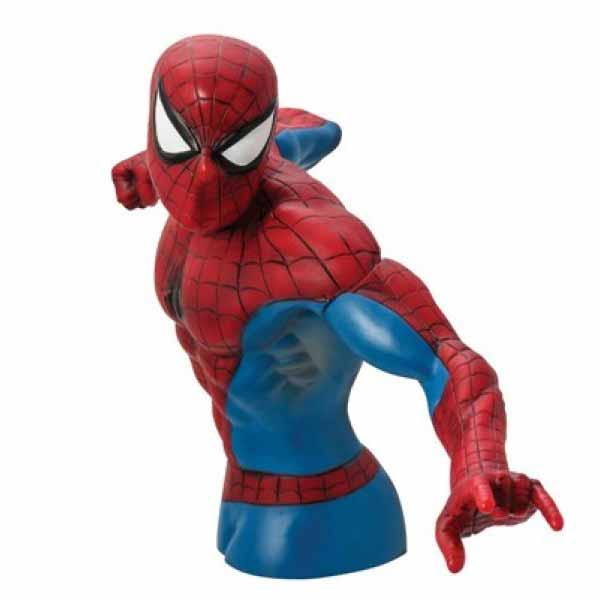 Pokladnièka Spider-Man - Bust