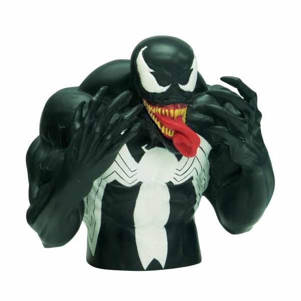Pokladnièka Spider-Man - Venom Bust